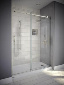 Cayman® 60 x 32 in. Rectangle Shower Base with Left Drain JCAY6032SLXXXX