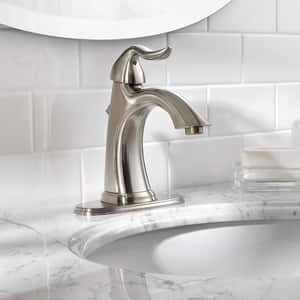 Pfister Santiago® 1.2 gpm 1-Hole Lavatory Faucet with Single Lever Handle PLF042ST0
