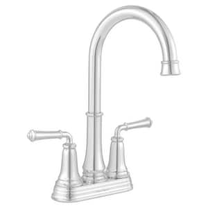 American Standard Delancey™ 12-5/8 in. 2-Hole Centerset Bar Kitchen Sink Faucet with Double Lever Handle A4279400