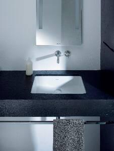Duravit USA Vero® Vanity Basin in White Alpin D0330480000