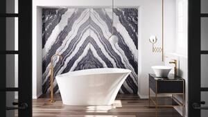 Jacuzzi Rosalia™ 66 x 34 in. Freestanding Oval Bathtub JROF6634BUXXXX