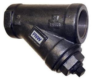 Figure 559 250# NPT Cast Iron Wye Strainer FNW559