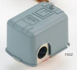 Campbell Manufacturing 40 psi Pressure Switch Less Lever CFSG2C