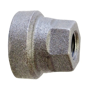 Threaded 125# Black Cast Iron Reducer IBCIR