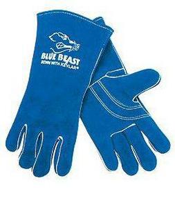 Memphis Glove Blue Beast® Deluxe Welders Glove MEM4600
