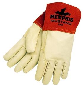 Memphis Glove Mustang Premium Top Grain Cowhide Leather Gloves M4950