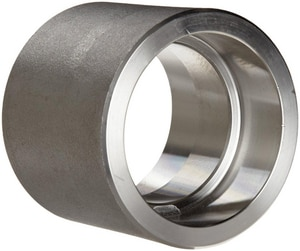 Socket 3000# 316L Stainless Steel Coupling IS6L3SC