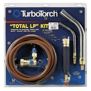 Victor Turbo Torch Small Torch Kit TLP3