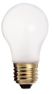 Satco 60W A15 Dimmable Incandescent Light Bulb with Medium Base SS3740