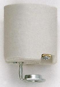 Satco 660W Medium E-26 Base Socket with Screw S90419