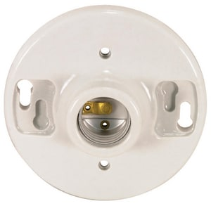 Satco 660 W Keyless Medium Base Socket S90445