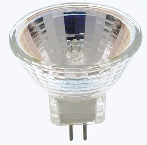 Satco 35W MR11 Dimmable Halogen Light Bulb with GZ4 Base SS3155