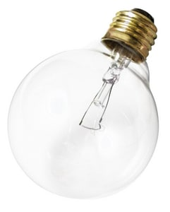 Satco 120V Incandescent Lamp Bulb in Clear SS3448