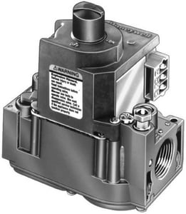 Honeywell 3/4 in. Inlet / 3/4 in. Outlet Combination Gas and Internal Pilot Valve HVR8304M4507