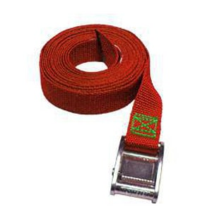 Maxstraps Polychem Securing Load Strap in Red M00410