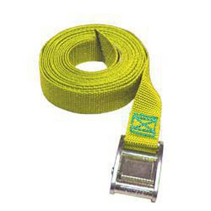 Maxstraps 72 in. Poly Securing Load Strap in Yellow M00612