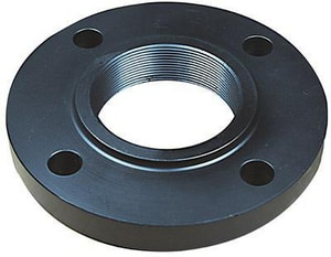 300# Threaded Carbon Steel Raised Face Flange D300RFT
