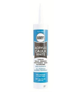 William H. Harvey Tub & Tile Caulk in Bone H032106