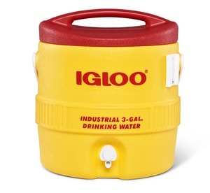 Igloo Products Industrial Plastic Water Cooler I41