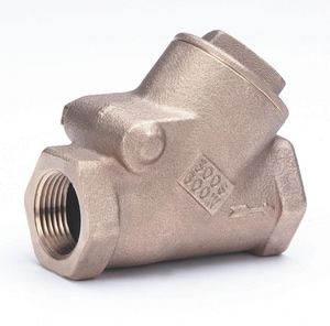Milwaukee Valve Bronze Check Valve M507