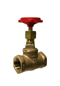 Milwaukee Valve 200# Bronze Threaded Globe Valve M600