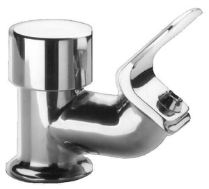 Just Manufacturing 304L Stainless Steel Bubbler with Vandal-Resistant Pin JJSB10VR