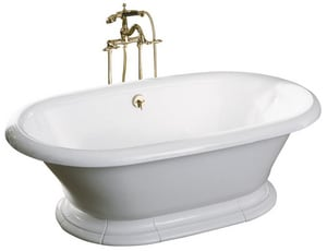 Kohler Vintage® 72 x 42 in. Cast Iron Bath Tub K700
