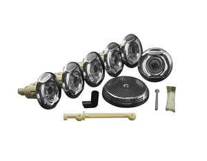 Kohler Flexjet® 6-Jet Trim Kit K9696