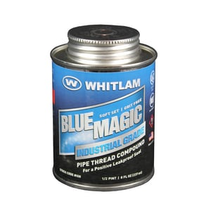 J.C. Whitlam Blue Magic Pipe Joint Compound WIG