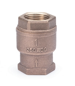 Milwaukee Valve 548B Bronze Threaded Check Valve M548B