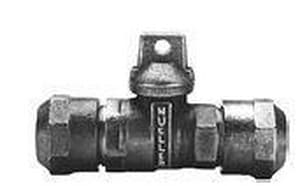 Mueller CTS Compression Ball Valve MB25209