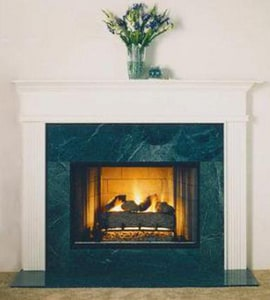 Fireplace Surrounds, Mantles, Bases & Trims