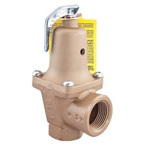 Watts Regulator 60# Water Pressure Relief Valve W74060H