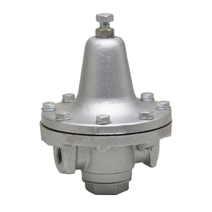 Watts 30 - 140 psi Cast Iron Steam Pressure Regulator W152A30140