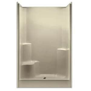 Aquarius Industries Luxury 48 x 48 in. Shower with Left Hand Seat AG4887SH1SL