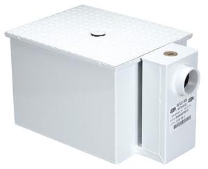 Zurn Industries 50 gpm 3 in. 100 lbs Regular Standard Grease Interceptor ZZ11708003IP