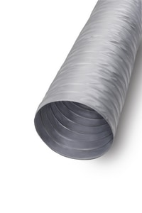 Flexible Technologies 25 ft. Fiberglass Non-Insulated Flexible Duct FSLP1025
