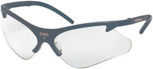 Jackson Safety Safety Glasses with Black Frame & Clear Lens K19833
