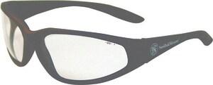 Smith & Wesson® 38 Black Frame Safety Glasses K1985