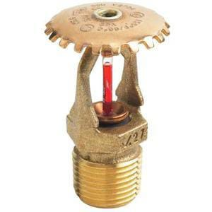 Victaulic V2704 1/2 in. 155 Degree F Quick Response Upright Sprinkler VS271ACQ4