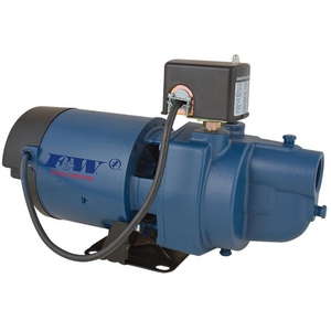 Flint & Walling Economy Shallow Well Jet Pump with built-in ejector FEK0