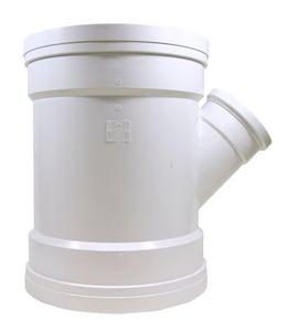 SDR21 Gasket PVC Sewer Wye MUL04315