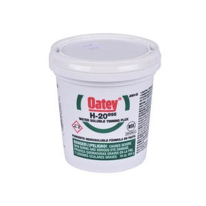 Oatey H-20® Water Soluble Tinning Flux OAT30143