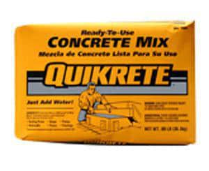 Quikrete 4000 psi Concrete Mix Q110140