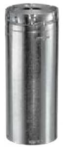 Selkirk Americas 30 in. Type B QC Round Gas Vent Pipe M10QC30