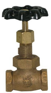 Hammond Valve 125# Bronze Threaded Non-Rising Stem Gate Valve HIB645