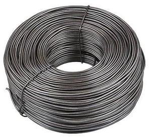 L.H. Dottie 17 ga. Black Steel Tie Wire DTY164