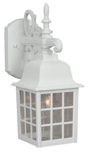 Craftmade International Grid Cage 15-13/100 in. 100W Medium Lantern CZ270