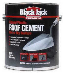 Gibson-Homans Fibered Plastic Roof Cement G623090034