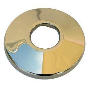 Plumbing Products 1/2 in. IPS Sure Grip Brass Flange PPF2B